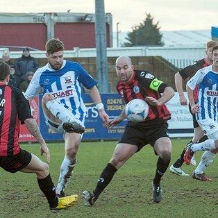 Nuneaton Town 0 Gateshead 2