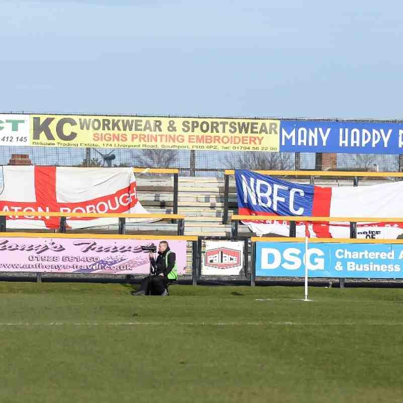 Southport v Nuneaton Town (7.3.15) - By Simon Kimber