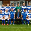 Nuneaton Town First Team lose to AFC Fylde 2 - 1