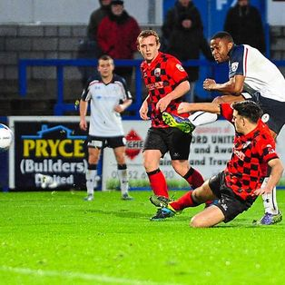 AFC Telford Utd 1 Nuneaton Town 5