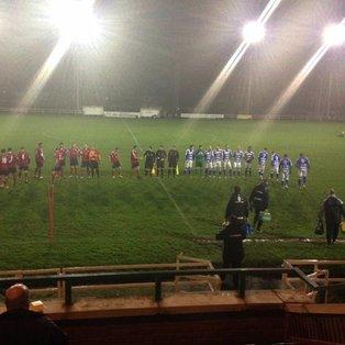 AFC Wulfrunians 0 Nuneaton Town 10 - (BSC)