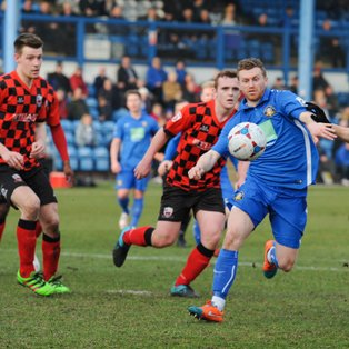 Gainsborough Trinity 1 Nuneaton Town 0