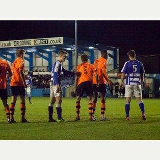 Nuneaton Town 1 AFC Fylde 1