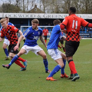 Stalybridge Celtic 2 Nuneaton Town 5
