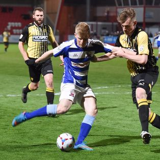 Gloucester City 0 Nuneaton Town 1