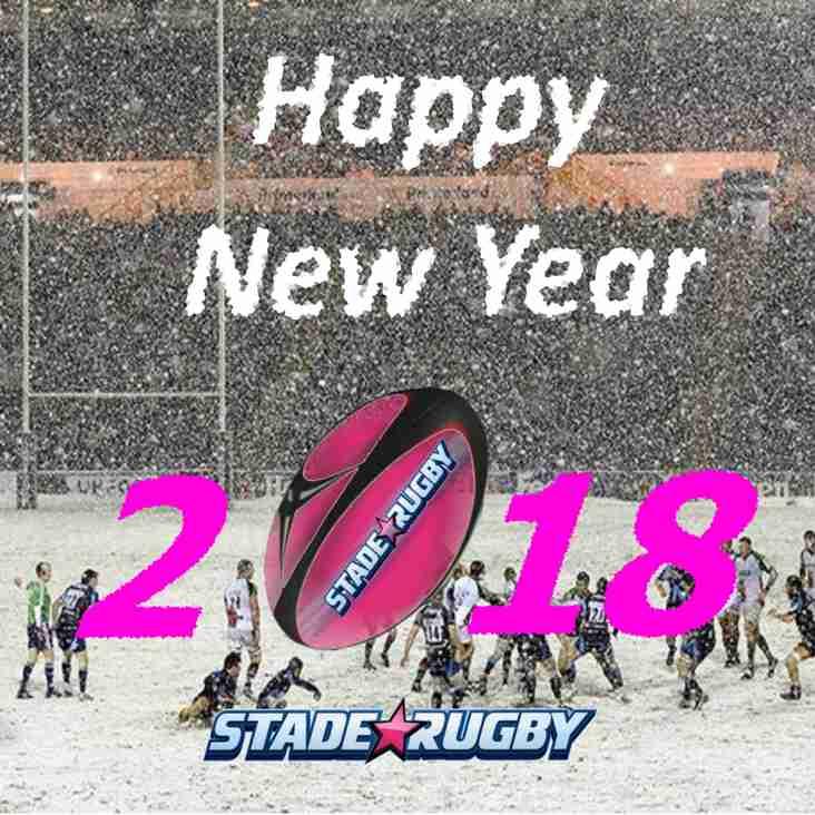 Ein erfolgreiches neues Jahr 2018!