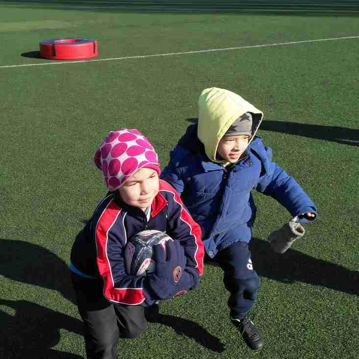 Die Kältewelle endet in ganz Österreich; Die Rugbysaison kann wirklich los gehen !