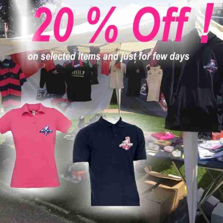 Stade Summer Sales: 20% Off