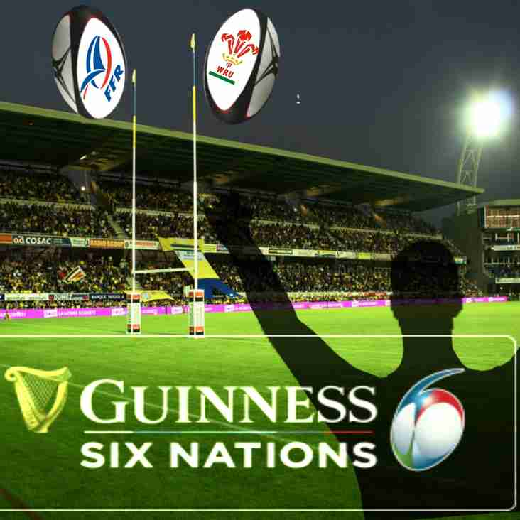 Our 6 Nations Betting-game is on again!