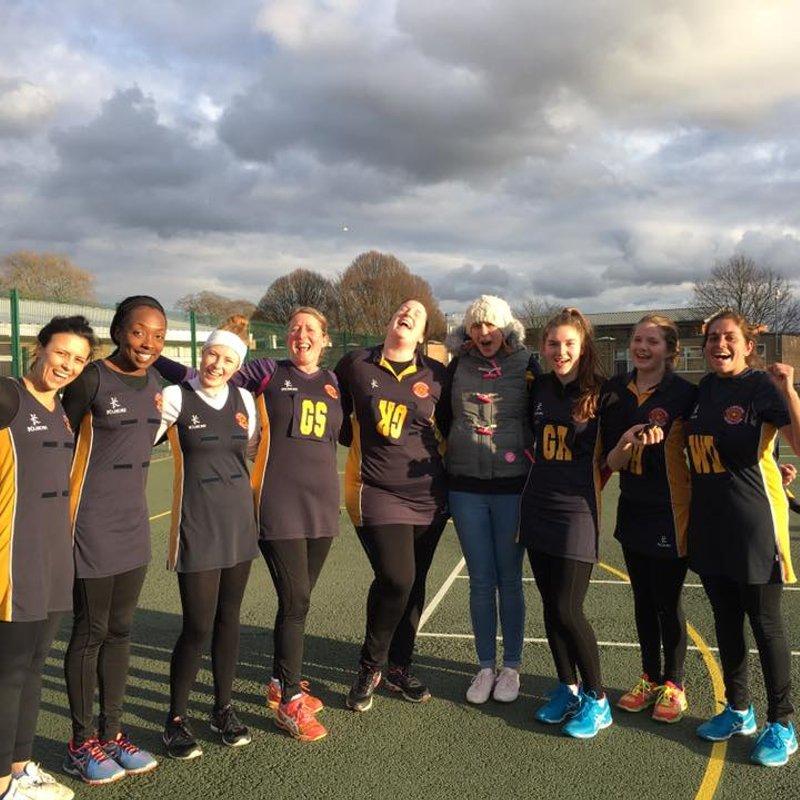 Cambourne 3 beat Haddenham 20 - 22