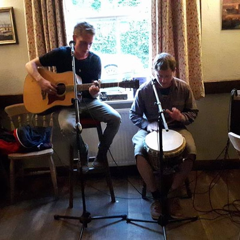 Live Music at the Club - 21st October