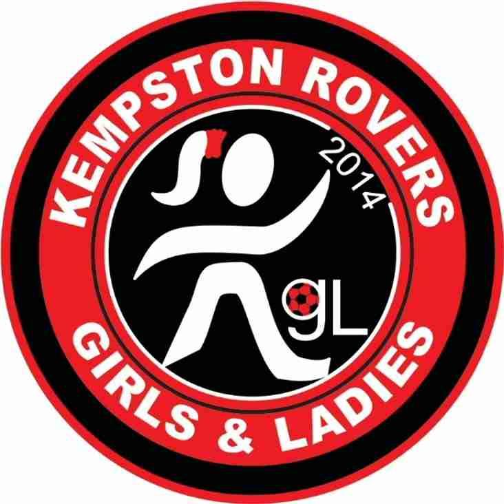 Kempston Rovers to introduce Ladies Team