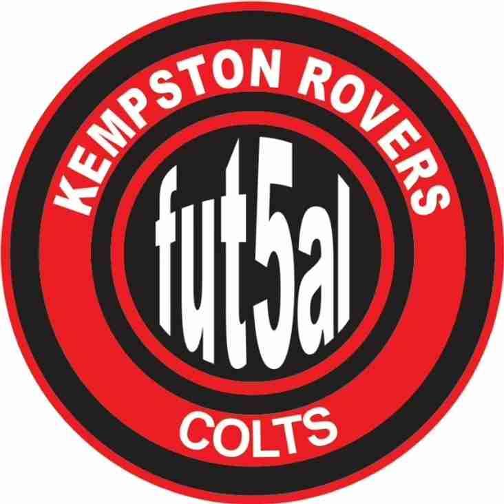 Kempston Rovers Futsal - Sponsor Required