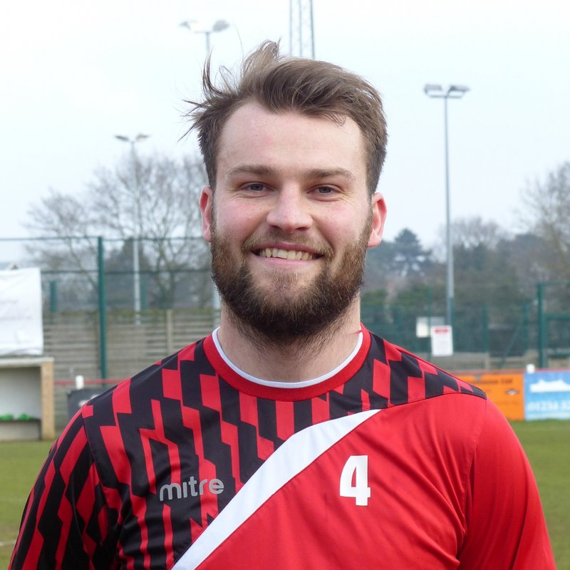 Player Profile - Robbie Goodman