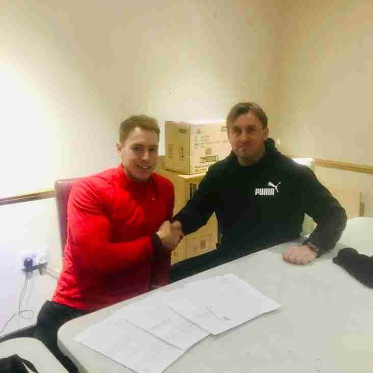 Bush Signs Contract for remainder of 2018/19 Season