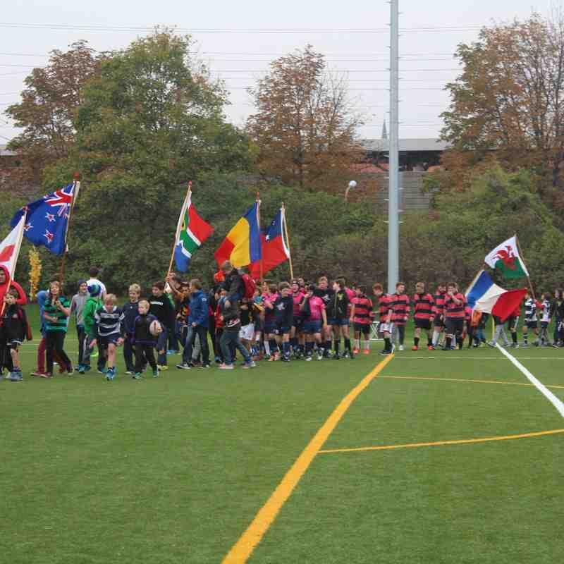 Mini Rugby World Cup 2015-U12/U14