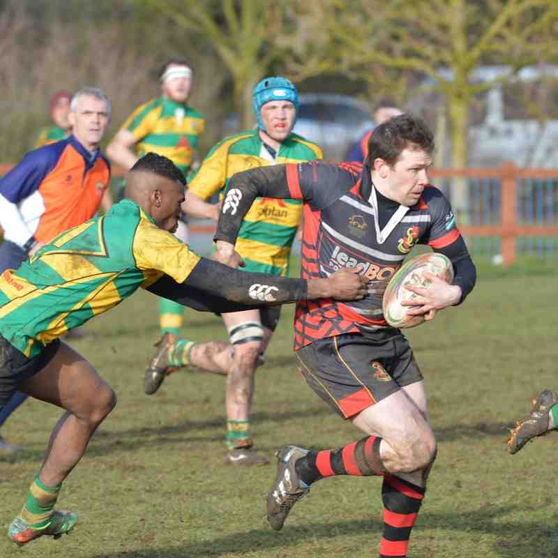 Swindon College Old Boys vs Abington 14th February