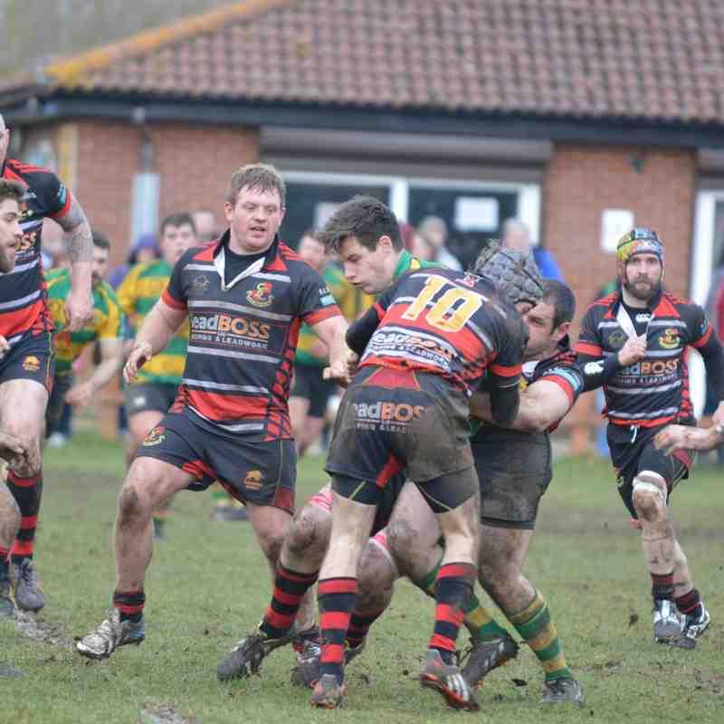 Swindon College Old Boys vs Abington 14th February