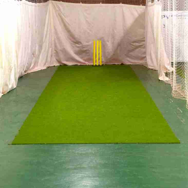 Indoor Nets Get Winter Spruce Up