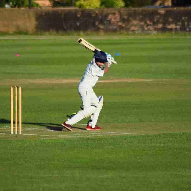 West of Scotland Winter Junior Cricket Training