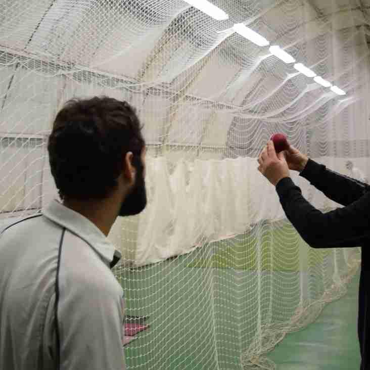 Preseason Cricket Nets at West of Scotland