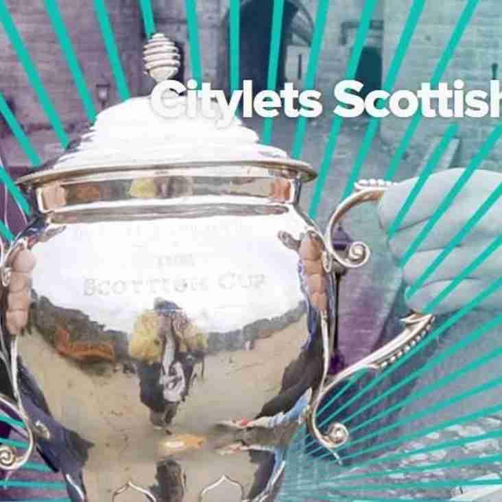 McCrea West of Scotland Progress in Scottish Cup