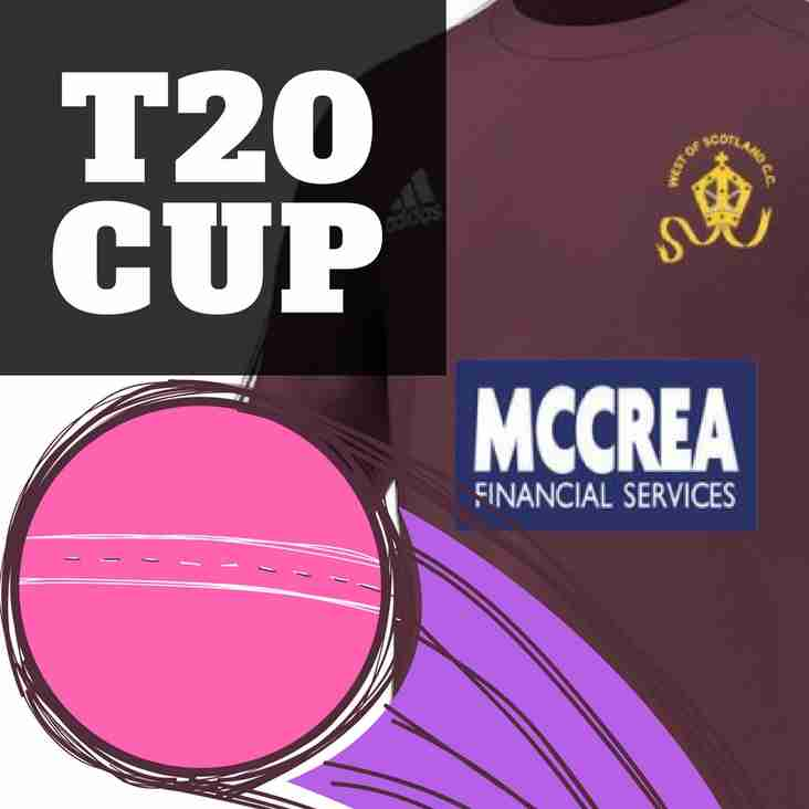 Twenty20 Cricket at West of Scotland