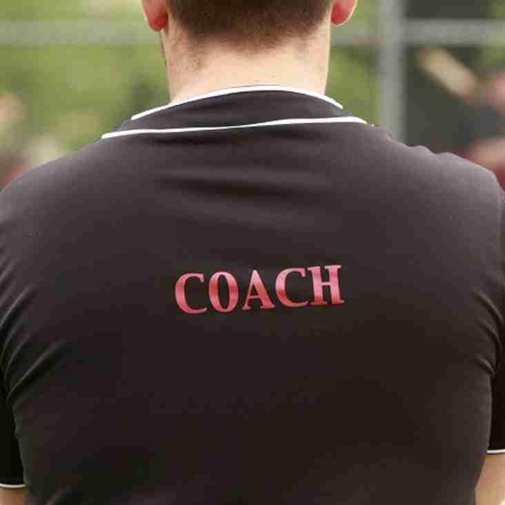 Vacancy: Coach