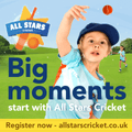 Big Moments: All Stars at West of Scotland!