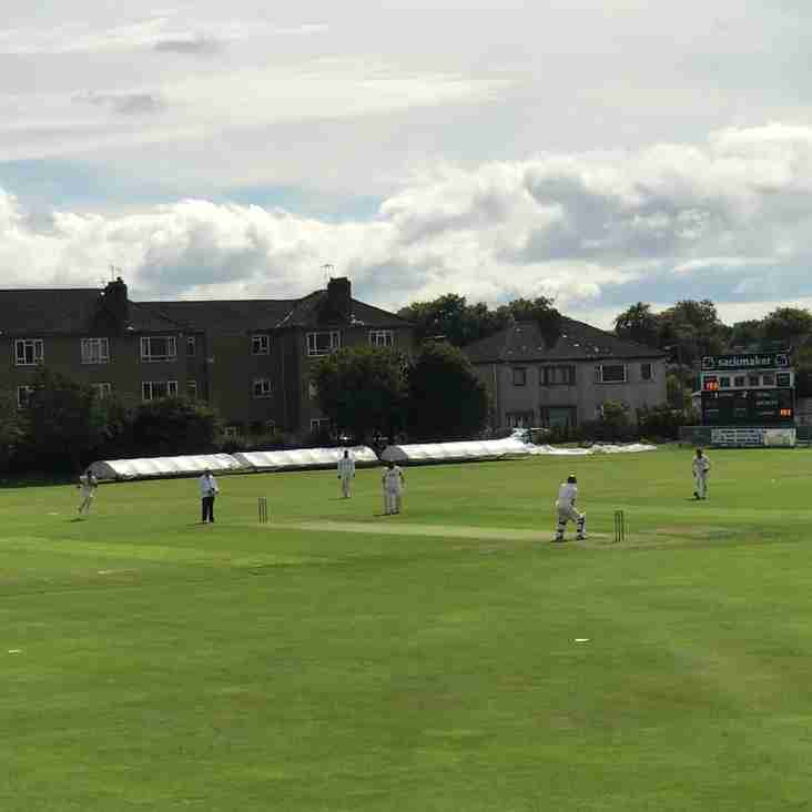 Cricket Highlights: Clydesdale vs. McCrea West of Scotland