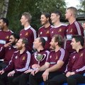 Partick XI Begin Greenwood Trophy Defence