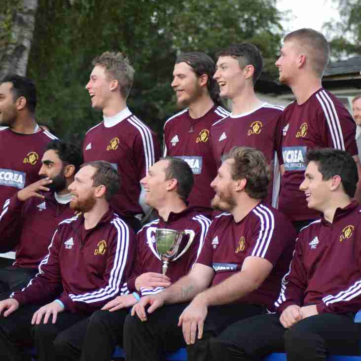 Partick XI Begin Greenwood Trophy Defence