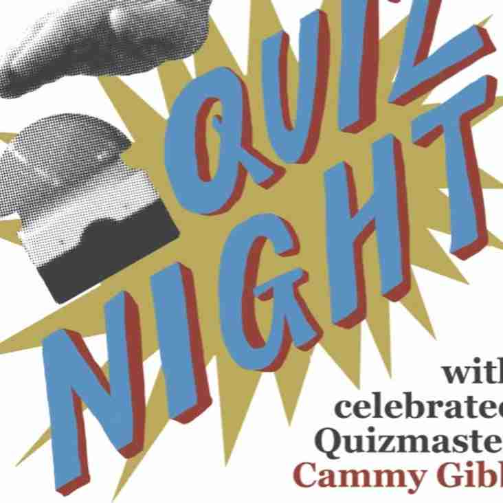 West of Scotland's Legendary Quiz Night
