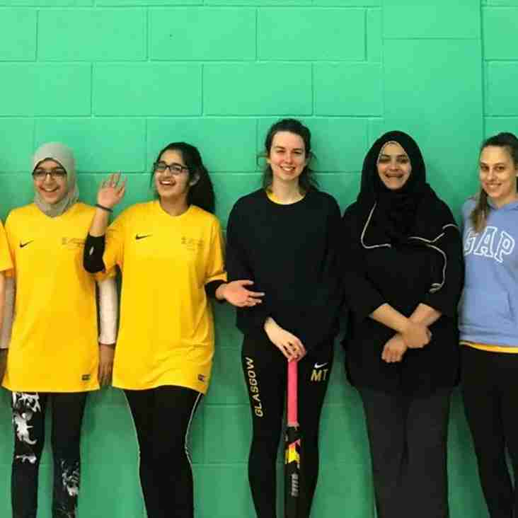 Glasgow University and West of Scotland Combine Again at Women's Wee Bash
