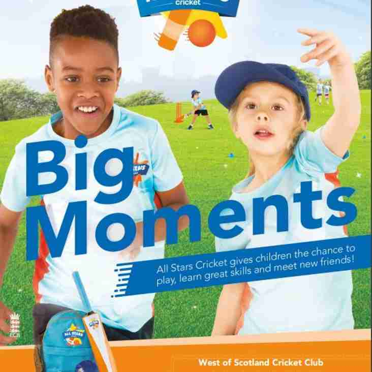 Big Moments: All Stars Back in Glasgow Every Friday!