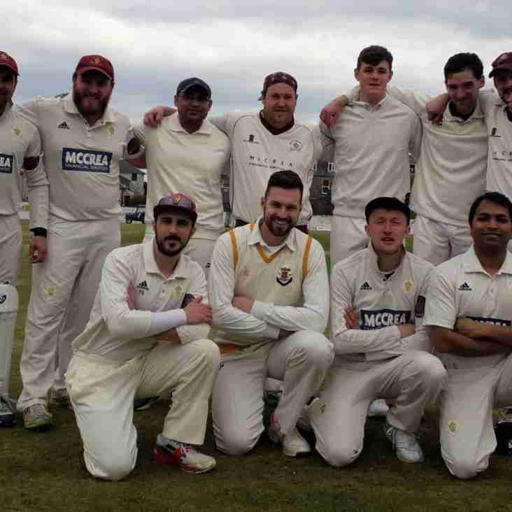 Hamilton Crescent XI Preseason Match at Greenock