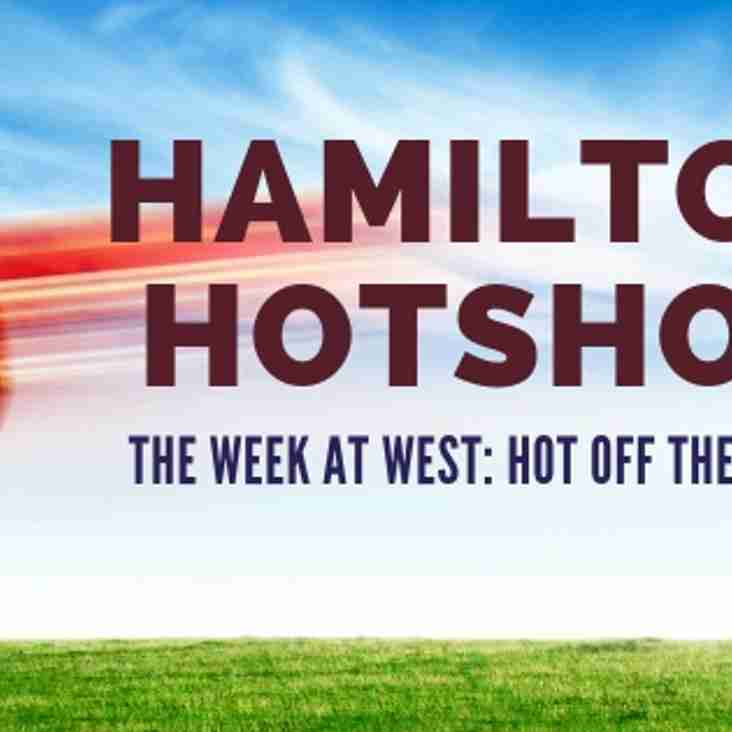 Hamilton Hotshot: What's On at West