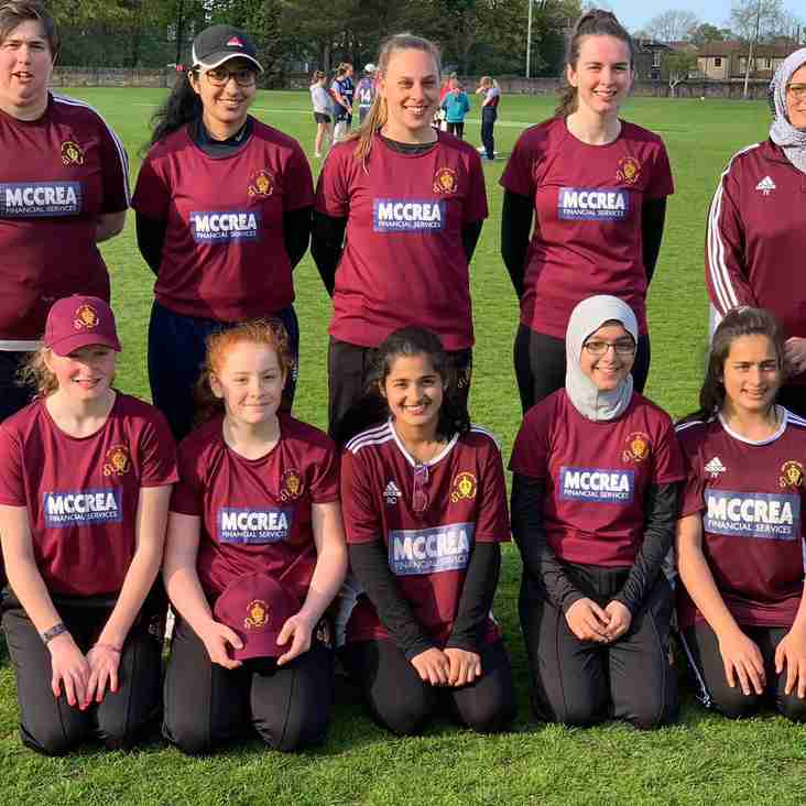 Women's Cricket at West of Scotland