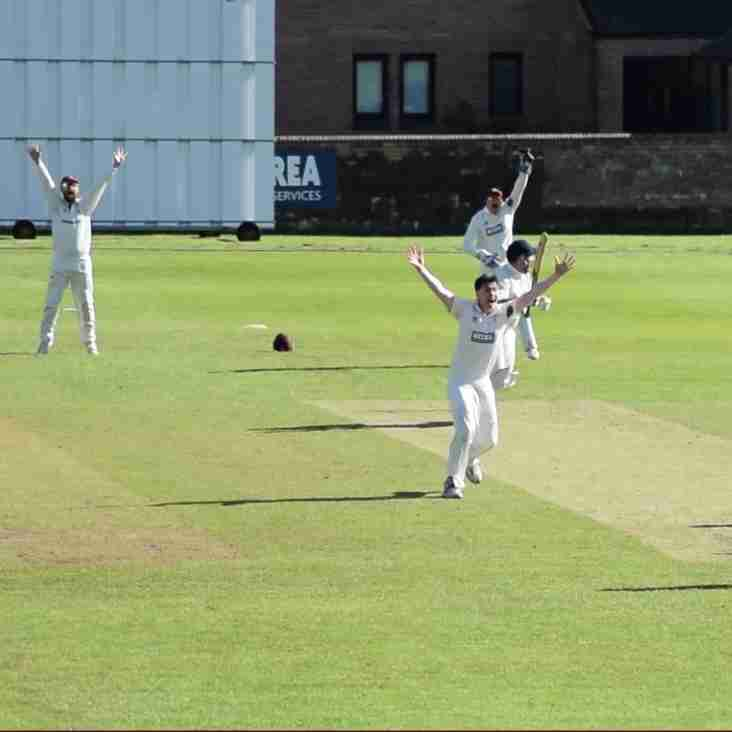 Gavin Smith Takes Five Wickets in Five Balls