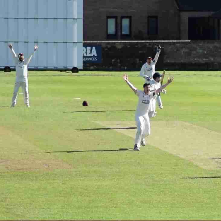 Gavin Smith Takes Five Wickets in Five Balls