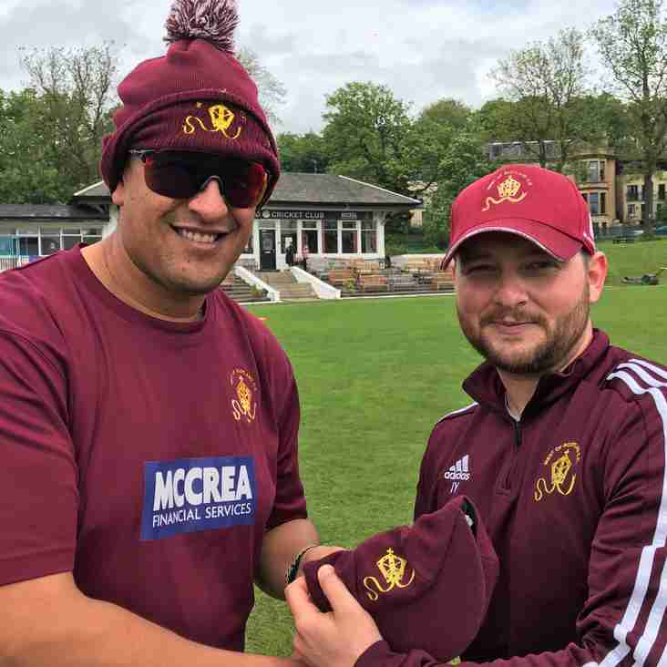 Kleinveldt Officially Joins Baggy Roon Ranks