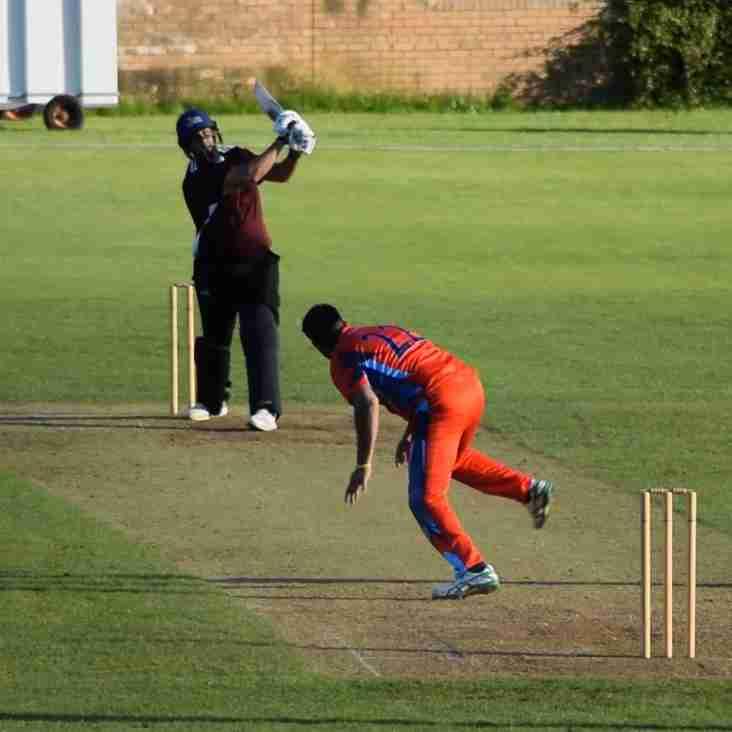 Kleinveldt Hits 130 in T20