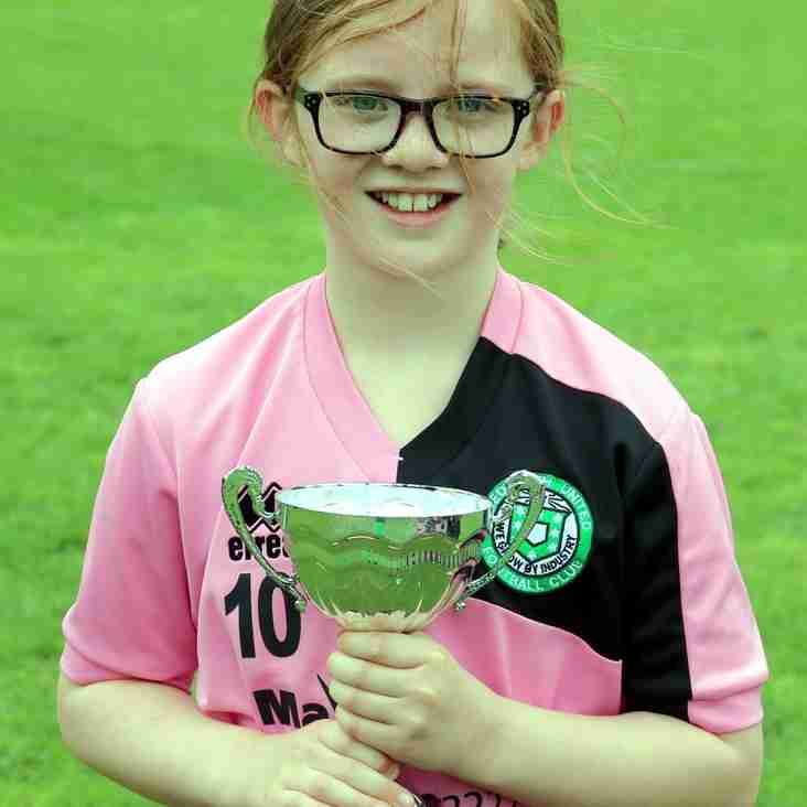Peyton Secures Player of the Match in a big defeat against Coventry Copsewood Red