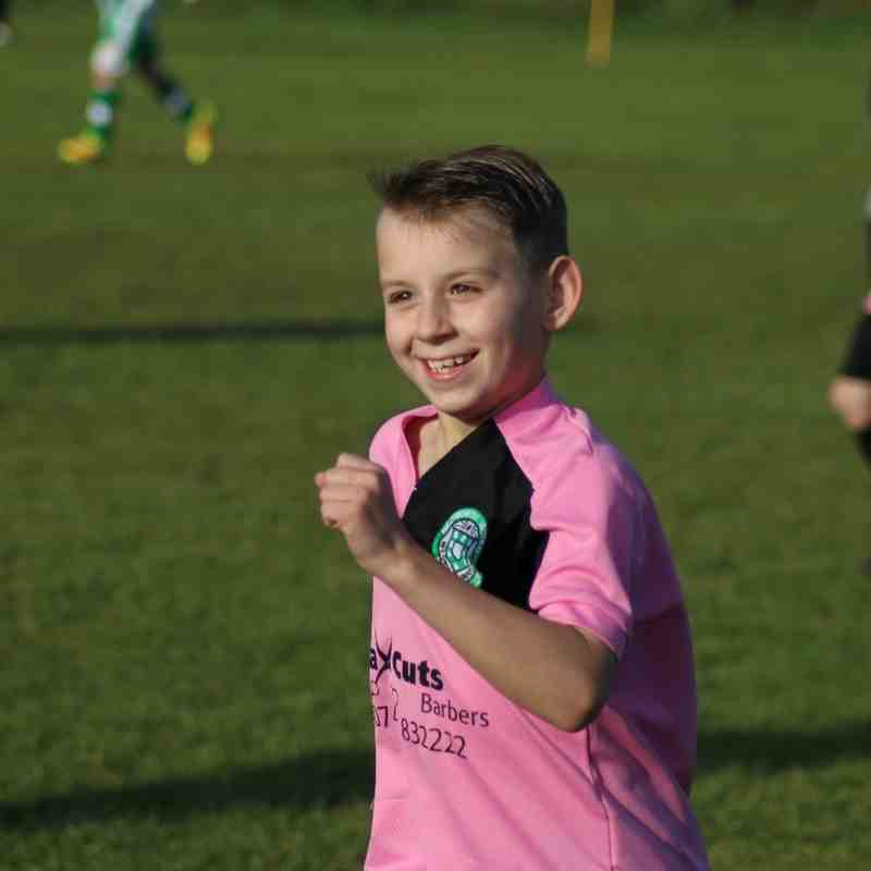 Winter Trophy 2016, Ambleside vs Bedworth United Under 10 Juniors, 13th November 2016