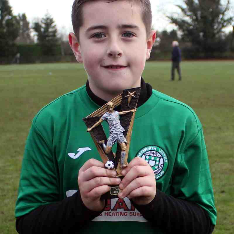 Binley Woods vs Bedworth United Under 10's, 11th December 2016
