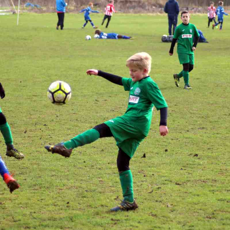 Coventry Copsewood vs Bedworth United Juniors Under 10's, 5th February 2017