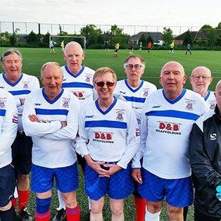 Walking Football United - National Tournament 2015