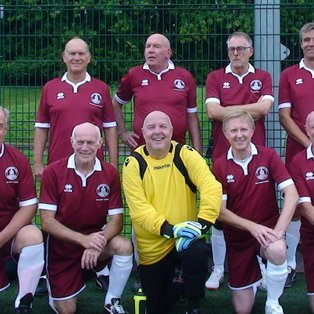 Regional semi-finals of the national Walking Football Tournament