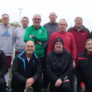 Walking Football v Halstead - Essex League Tournament