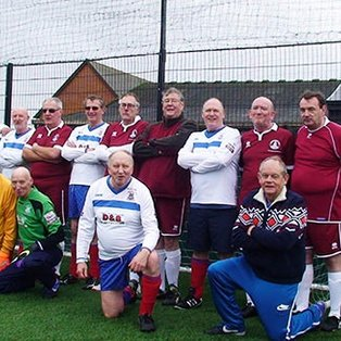 Walking Football Shooters Essex League round 3